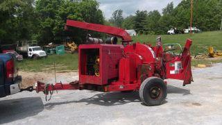2007 Woodchuck Dc1217 Cat Diesel Woodchipper Parts Machine Missing photo