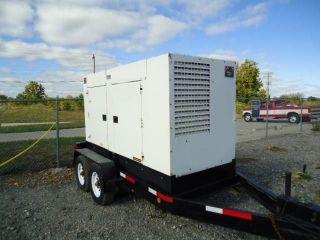 2005 Multiquip Dca - 125usj Towable Generator photo
