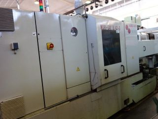 Mori Say Euroturn 42/8 Multispindle Lathe Age 2000. . photo