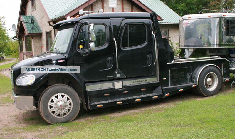 2007 Freightliner Sportchassis - Loaded Other Medium Duty Trucks photo