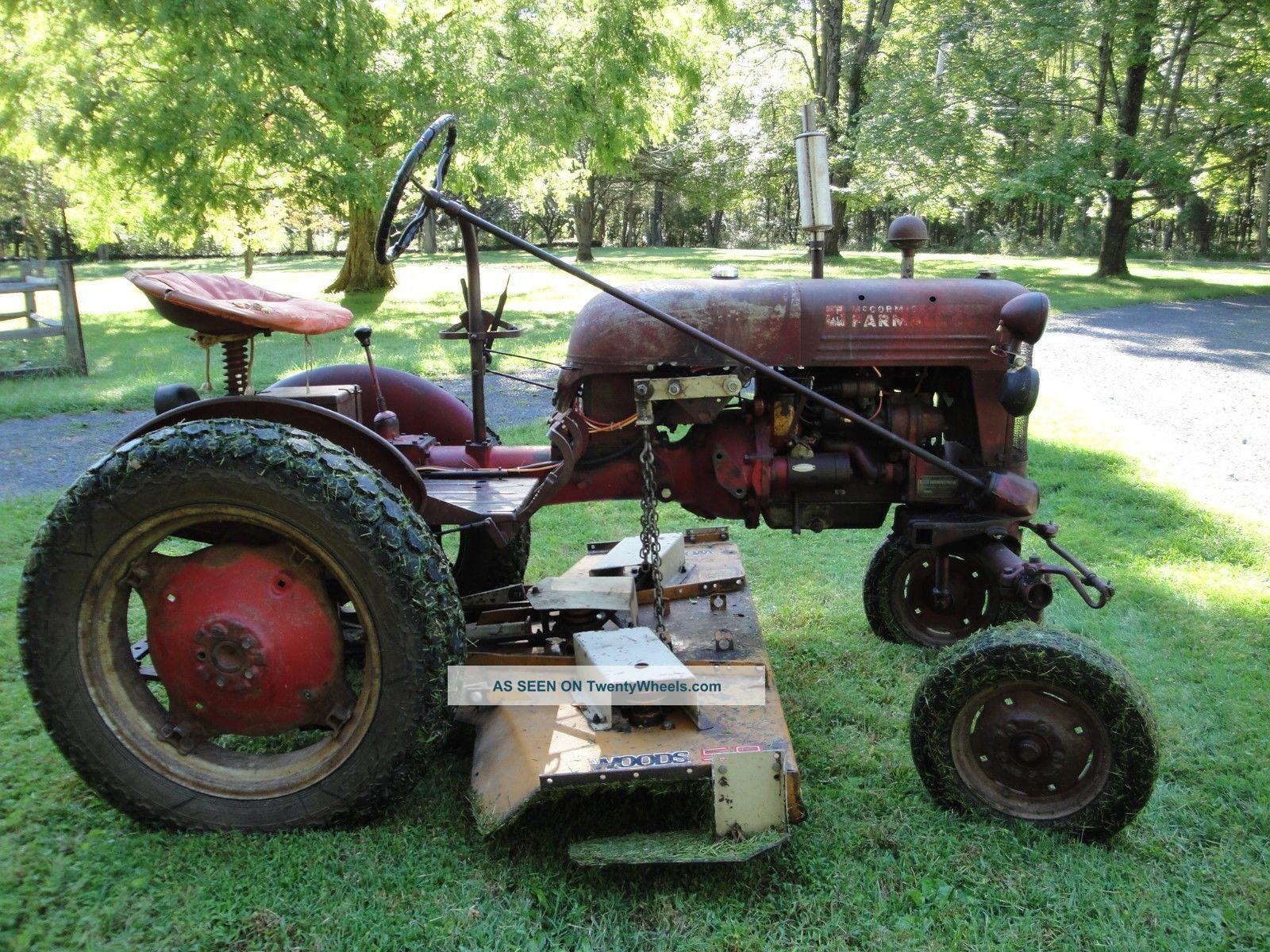 Farmall B Tractor Wiring 460 Harness 1952 John Deere Diagram Get Free Image