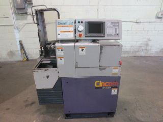 Citizen B - 12 Type Iii Cnc Swiss Lathe Imeca Genius 12 ' Barfeed photo