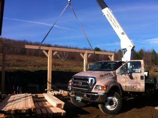 Tadano Crane Truck photo