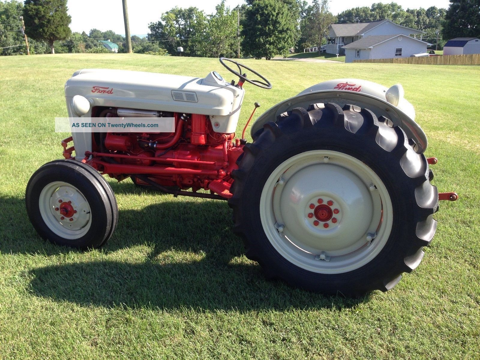 1953 ford golden jubilee tractor all antique amp vintage farm equip
