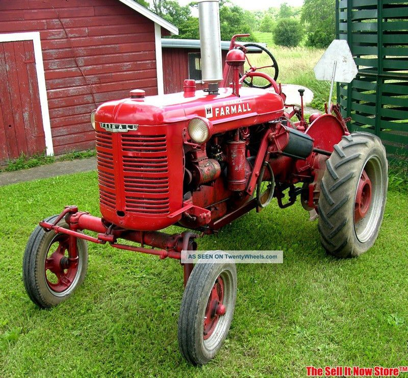 Antique International Tractor Wheel : Antique ih tractors bing images