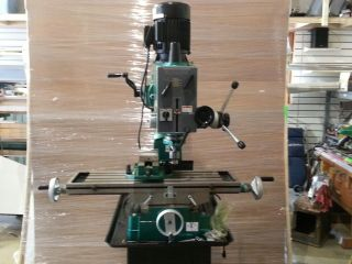 Milling Machine photo