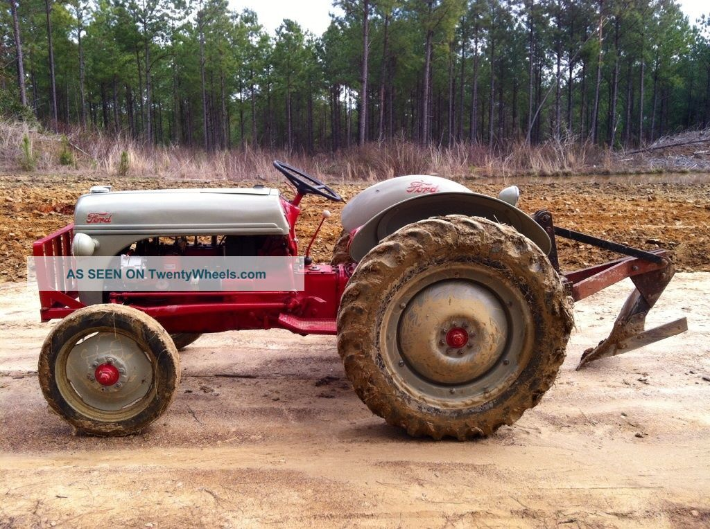 Ford N Tractor Lgw