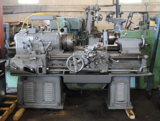 Monarch Metal Lathe 12ck 14.  5