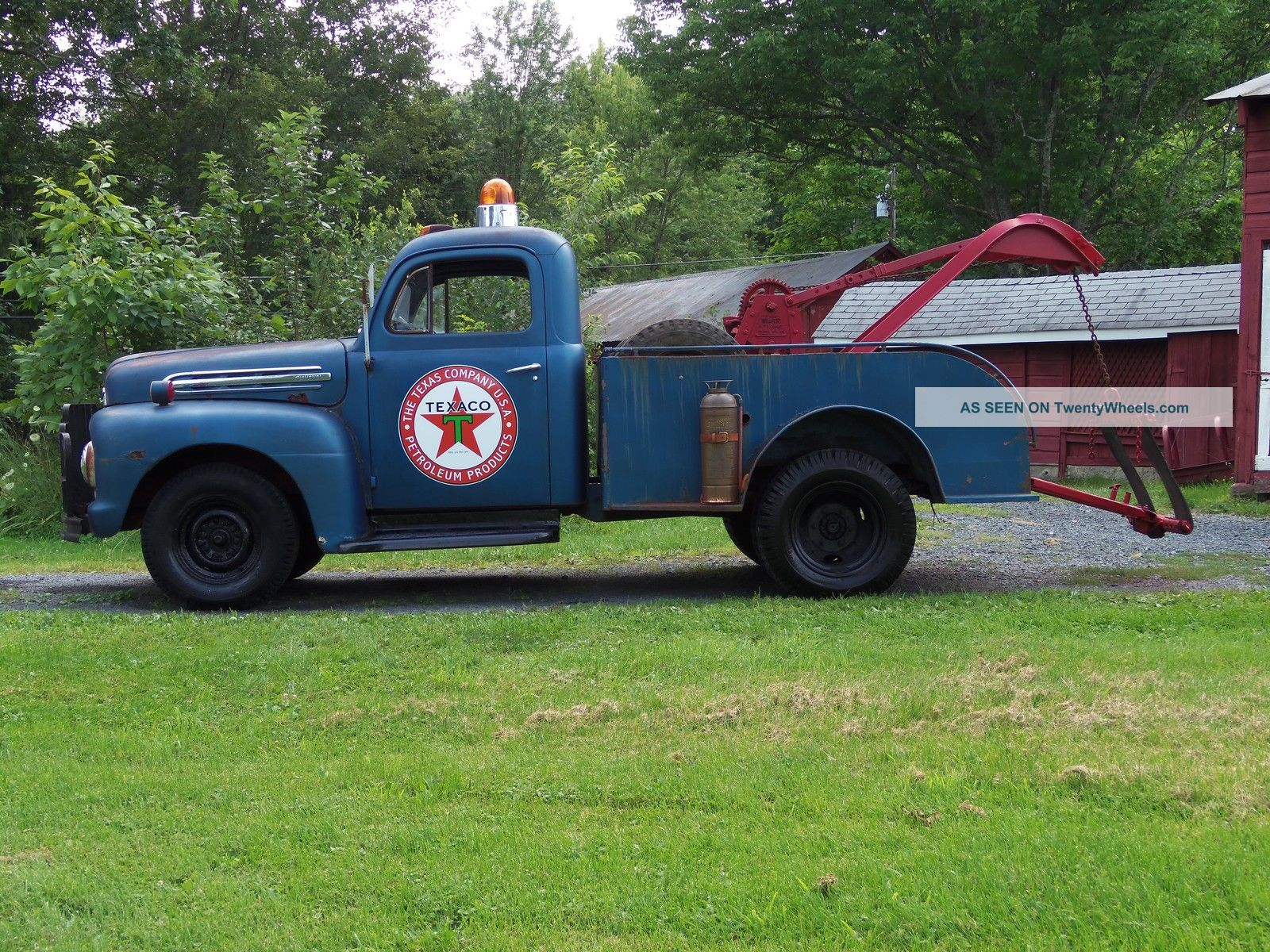 1951 Ford Tow Truck Bing Images