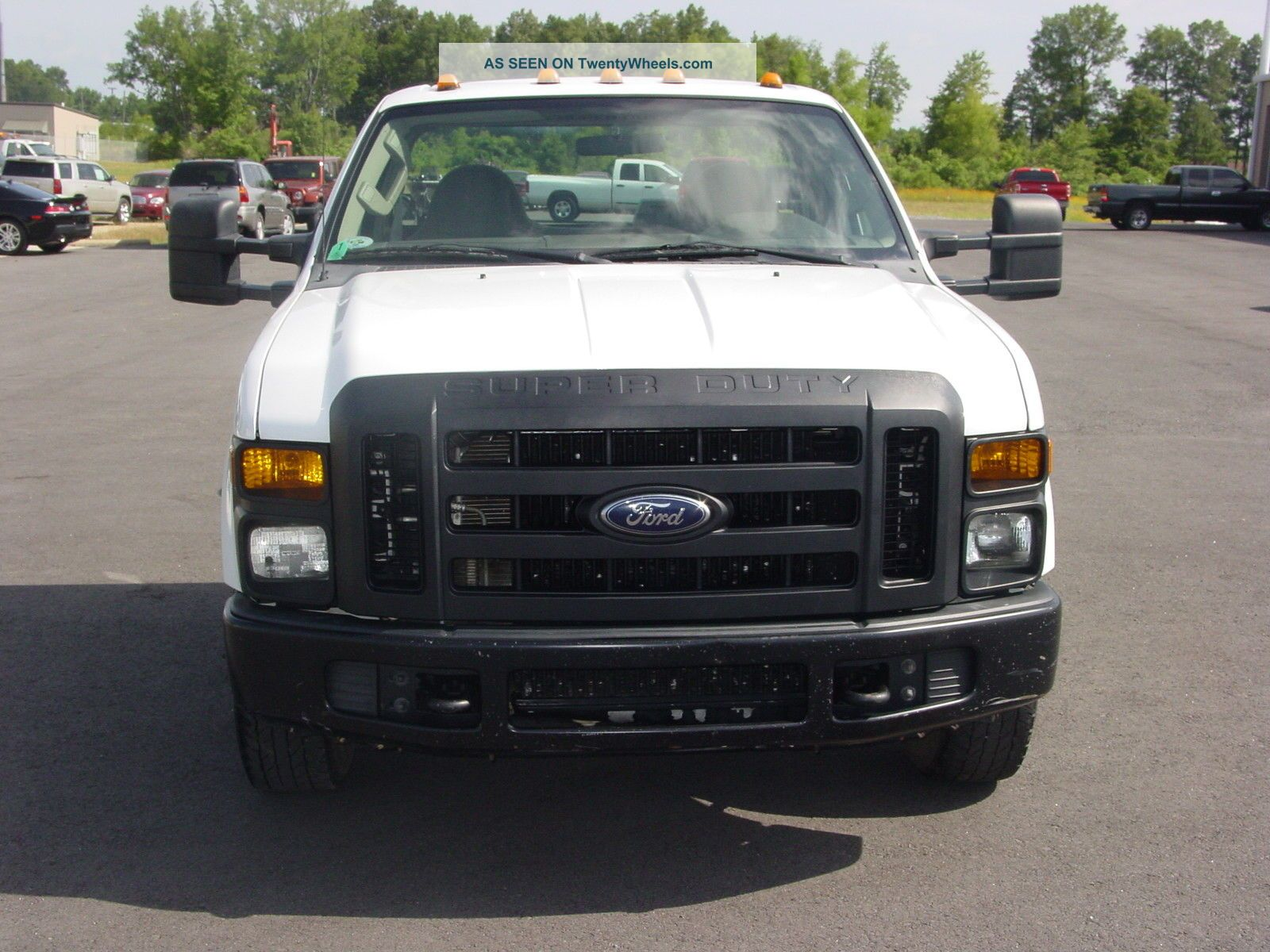 2008 ford f 350 xl cab chassis. Black Bedroom Furniture Sets. Home Design Ideas
