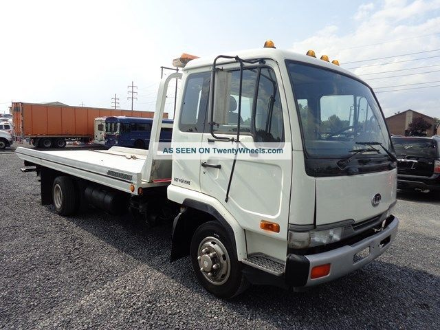 94 Nissan Ud Rollback Tow Truck Specification | Autos Post