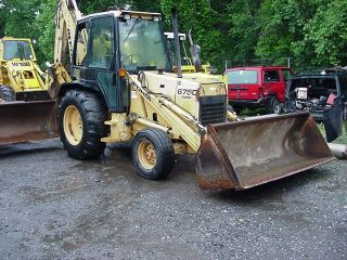 1994 Ford 675d Turbo Diesel Backhoe Loader 2 Available To Chose From photo