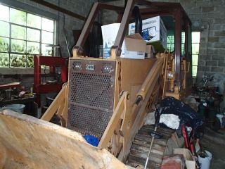 Case Bulldozer photo