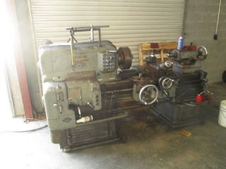 American Pacemaker Lathe,  16