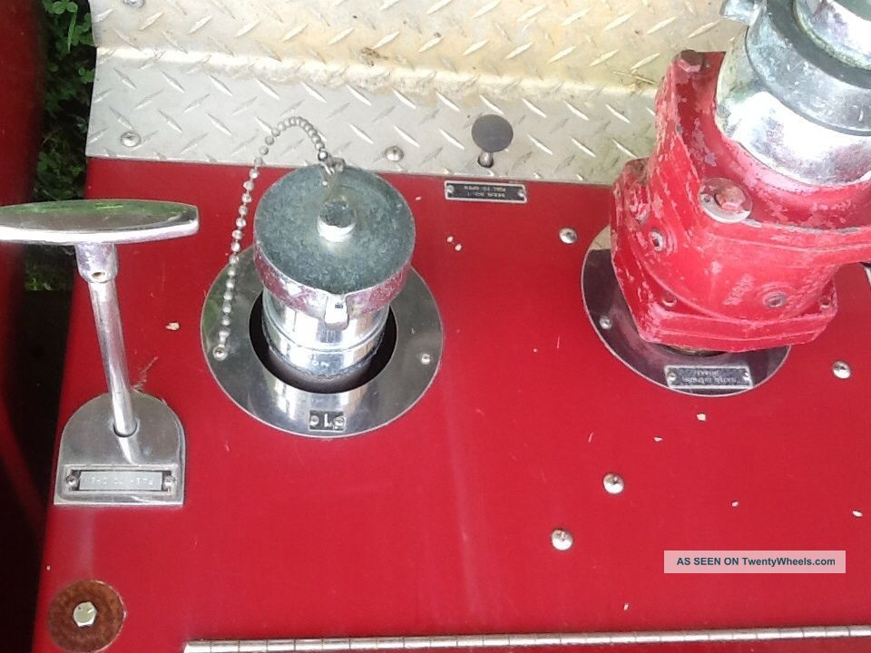 1984 Gmc Mini Pumper