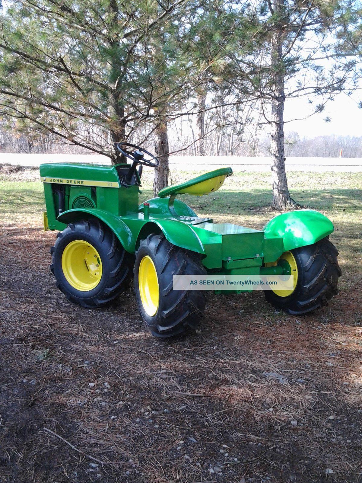 Custom Garden Tractor Wheels : Antique driverlayer search engine