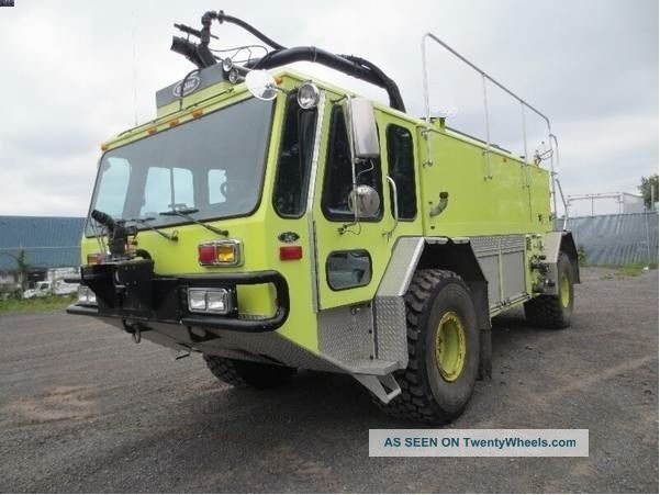 1995 Emergency - One Titan Iii P150 Emergency & Fire Trucks photo