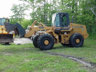 1996 Case 621b Wheel Loader photo