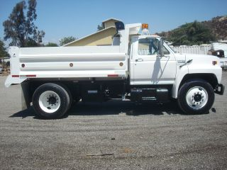 Other Vehicles Amp Trailers Commercial Trucks Dump