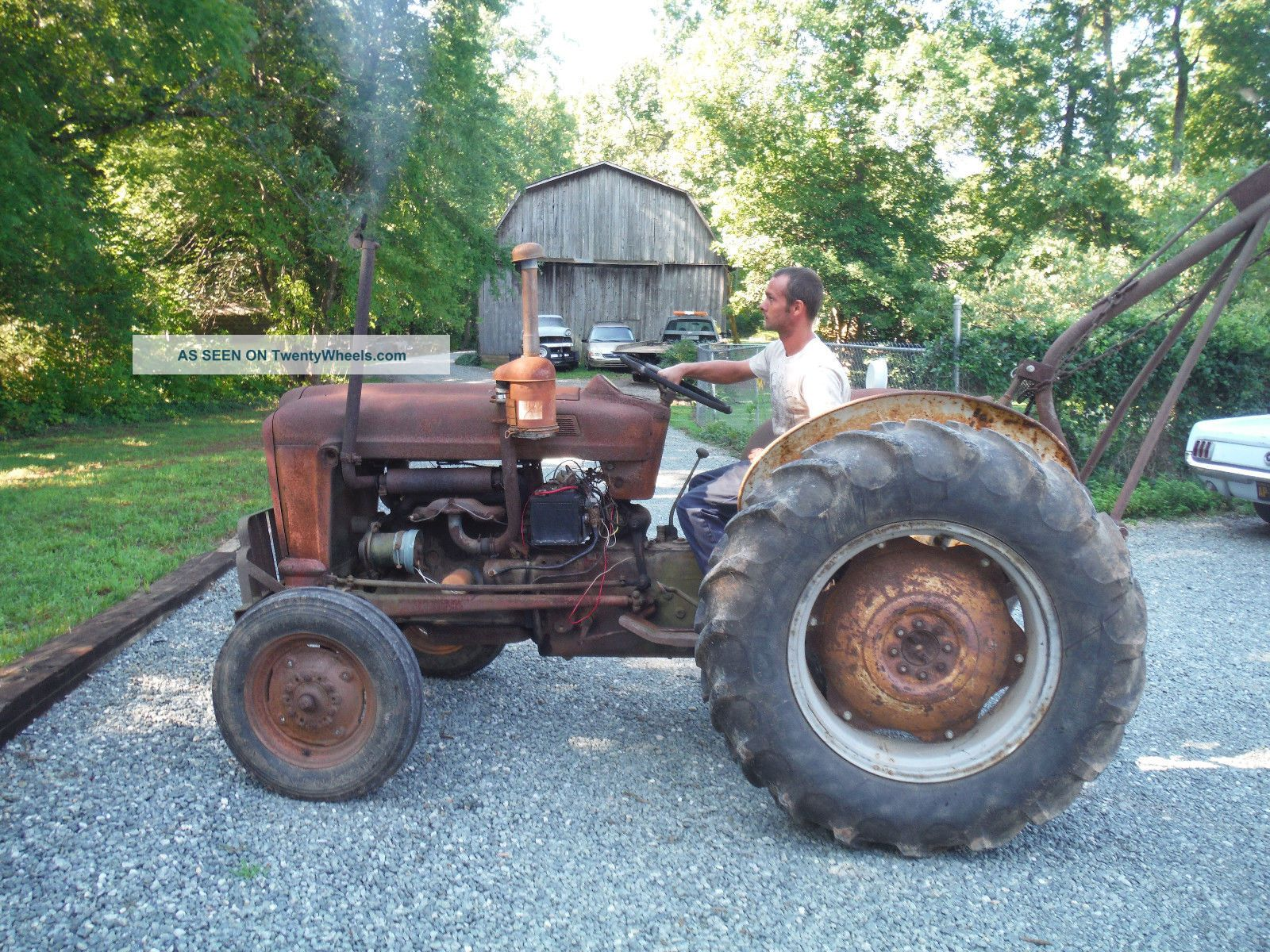 2600 Ford Tractor Specifications : Ford tractor autos post