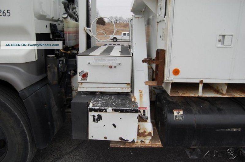 21538 2000 gmc t8500 bucket truck