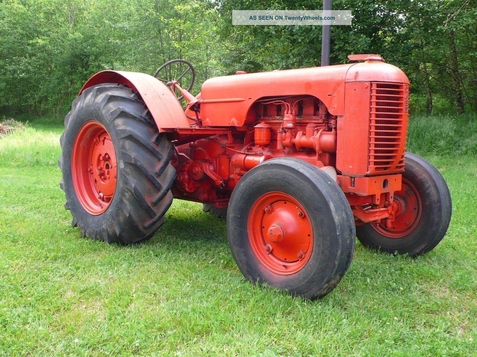 Ford Orchard Tractor : Case do orchard tractor ie grove vineyard d co c dc