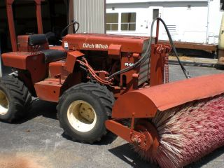 Ditch Witch Sweeper With Hyd ' S And Pto photo
