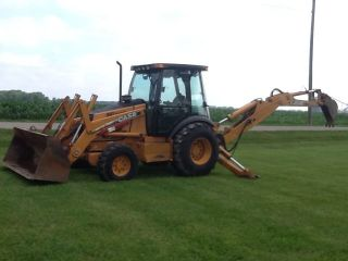 2004 Case 590 M Backhoe photo