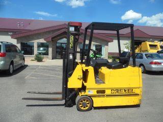 2000 Drexel Slt 30 Electric Forklift - 3,  000 Capacity photo