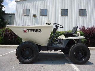 Benford/terex 40d Diesel Mini Dumper Georgia Buggy Dump Truck photo