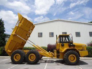 Bell B30b 6x6 Articulated Off Road Haul Dump Truck photo