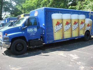 2006 Gmc 7500 Beverage Truck photo