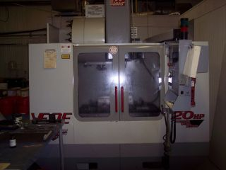 Haas 2000 Vfoe Vertical Cnc Milling Machine photo