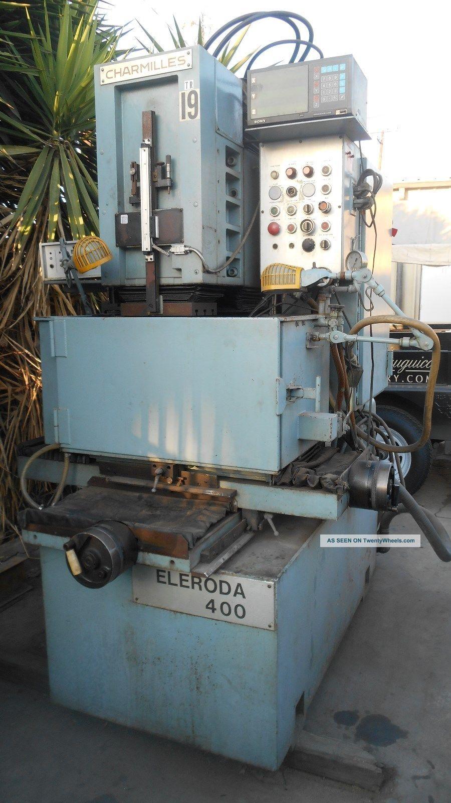 Charmilles 400d Edm Machine EDM Machines photo