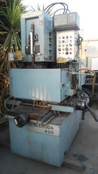 Charmilles 400d Edm Machine photo