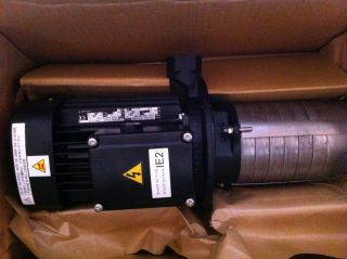 Grundfos Pump Mth2 - 60/4 Awa Auuv photo