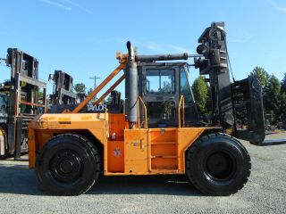 2005 Taylor Tn520s Forklift photo