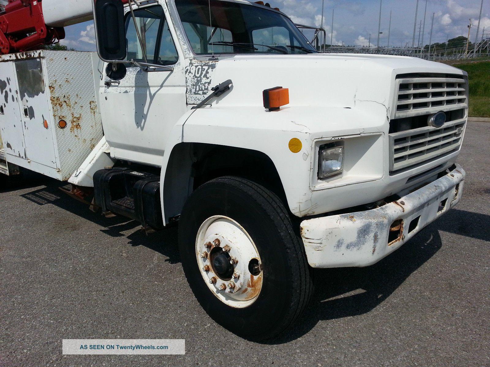 1991 ford f 800 2006 Mack CV713 Granite 2006 Mack CV713 Granite