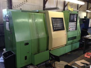 Mori Seiki Zl - 25b 4 - Axis Cnc Turning Center Lathe Fanuc Control photo