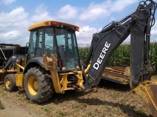 2007 John Deere 310j Backhoe photo