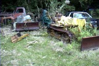 John Deere Mc Or 40 3 Roller Crawler Dozer photo