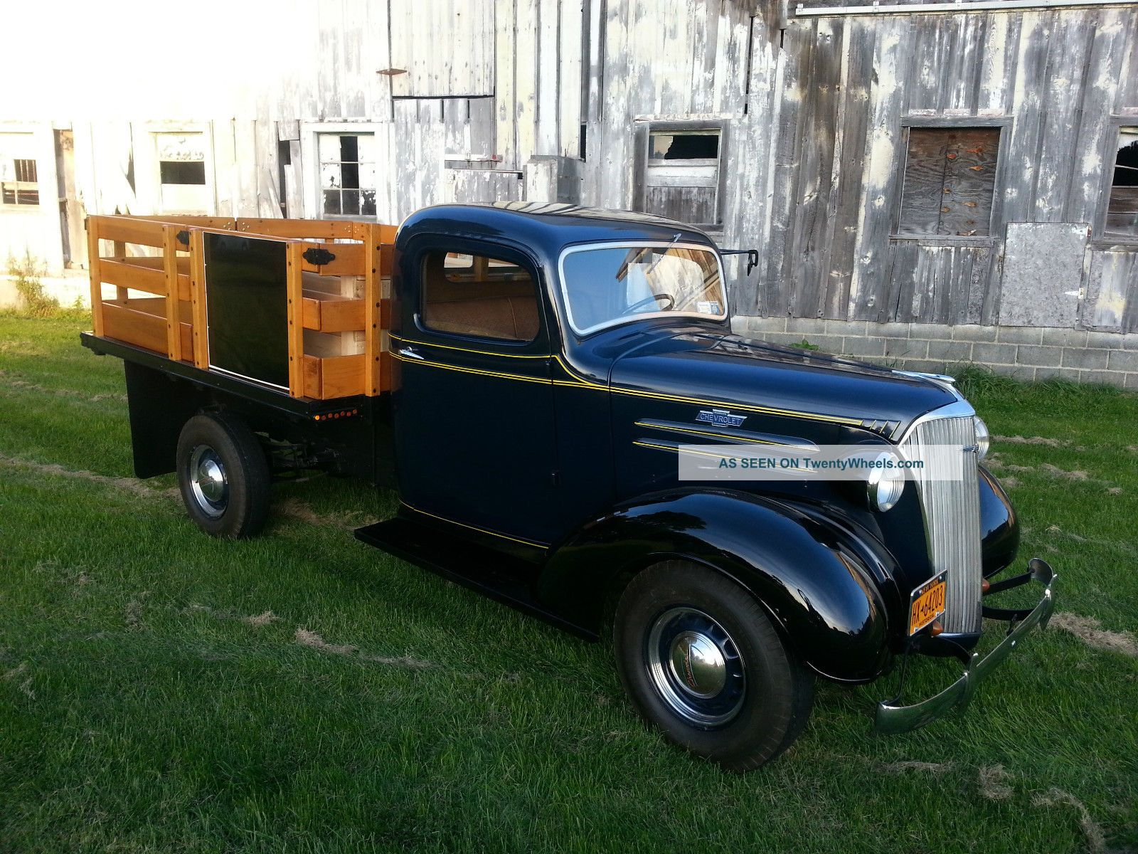1937 chevrolet gd series first year of the chevrolet 3 4 ton. Black Bedroom Furniture Sets. Home Design Ideas