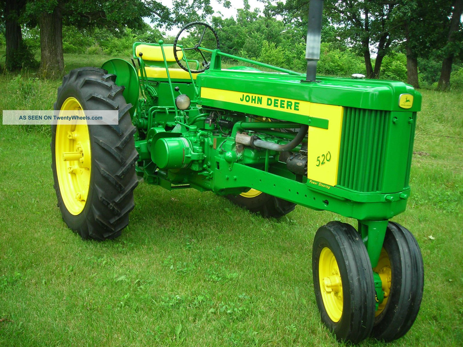 John Deere H Parts : John deere professionally restored loaded with point