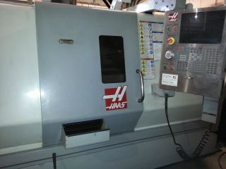2004 Haas Sl - 30 Cnc Turning Center With Haas Servo Bar 300 photo