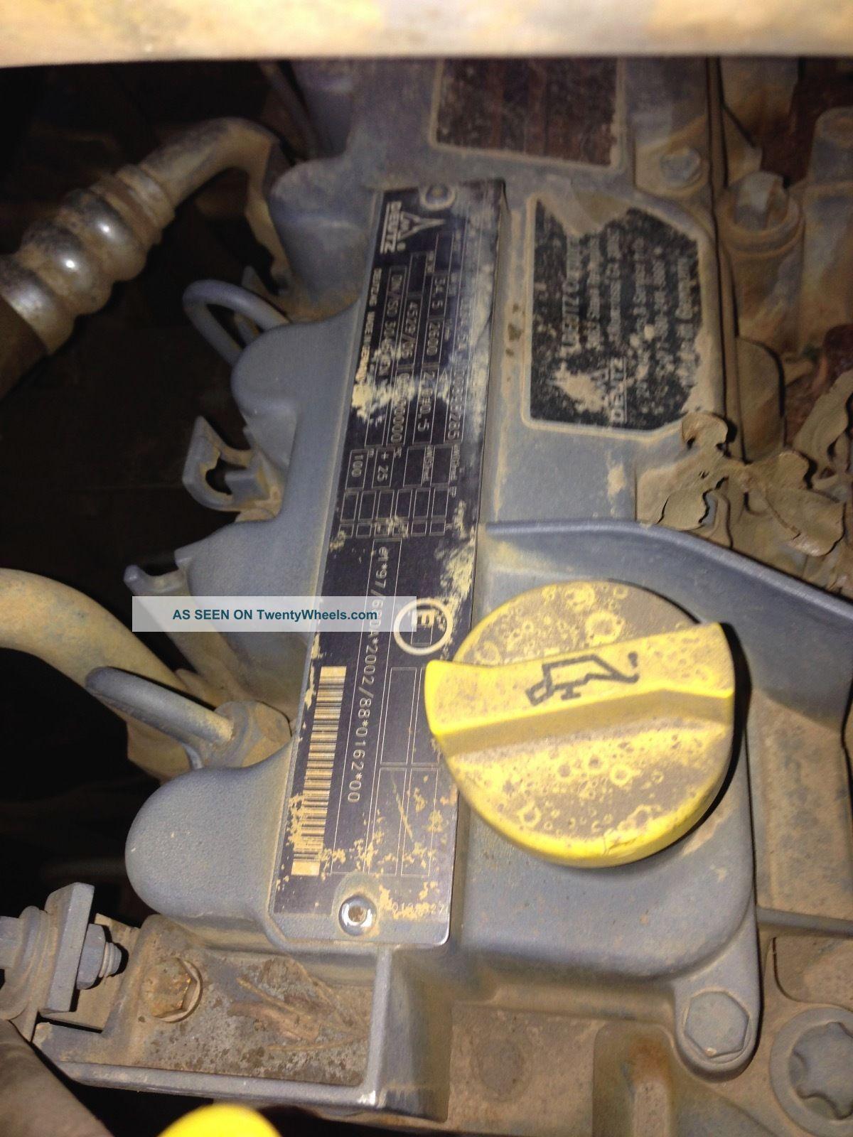 Gehl Wheel Skid Steer 4640 With Fork 1500 Hours