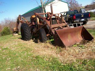 Case 440 - H Backhoe photo
