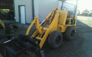 Swinger 2000 loader