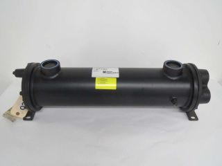 Thermal Transfer C - 1024 - 5 - 6 - F Fluid Heat Exchanger 1 - 1/2 In Npt B442777 photo