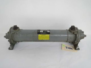 Thermal Transfer B - 702 - A4 - F Npt Fluid Heat Exchanger 1 In B455978 photo