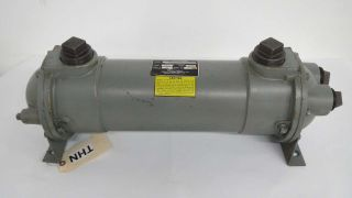 Thermal Transfer B - 1202 - A4 - F Four Pass Fluid Heat Exchanger 2 In B456353 photo